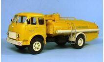 ТЗА-7,5-500А топливозаправщик АЭРОФЛОТ, масштабная модель, Alf, scale43, МАЗ
