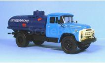 ТСВ-6 на шасси ЗИЛ-130-76 топливозаправщик, масштабная модель, Alf, scale43