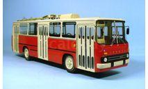 Икарус-260Т троллейбус, масштабная модель, Ikarus, Vector-Models, scale43