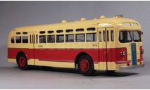 ЗИС-154 автобус, масштабная модель, Vector-Models, scale43