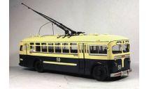 Троллейбус МТБ-82Д 1947г. Пр-ва Тушино, масштабная модель, Vector-Models, 1:43, 1/43