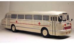 IKARUS-55 медицинский, масштабная модель, Vector-Models, scale43