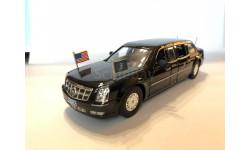 Cadillac Limousine 2009, масштабная модель, Luxury Diecast (USA), scale43