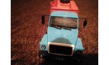 Автолегенды СССР Грузовики №54, журнальная серия Автолегенды СССР (DeAgostini), scale43, ГАЗ