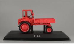 Тракторы: история, люди, машины 3 - Т-16