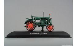 Тракторы: история, люди, машины 4 - ВТЗ Универсал