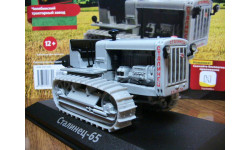 Тракторы: история, люди, машины N 5 - Сталинец-65