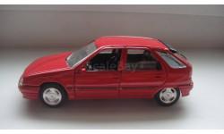 CITROEN ZX SOLIDO  ТОЛЬКО МОСКВА, масштабная модель, 1:43, 1/43, Citroën