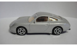 PORSCHE 911 BURAGO ТОЛЬКО МОСКВА, масштабная модель, 1:43, 1/43