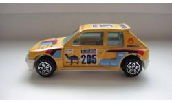 PEUGEOT 206 TURBO BURAGO ТОЛЬКО МОСКВА, масштабная модель, 1:43, 1/43, Lamborghini