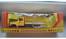 ГАЗ 3307 АЭРОФЛОТ КОМПАНЬОН ТОЛЬКО МОСКВА, масштабная модель, scale43