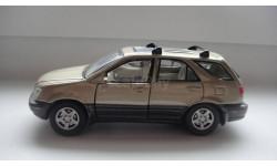 LEXUS RX 300 CARARAMA ТОЛЬКО МОСКВА, масштабная модель, 1:43, 1/43