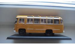 ПАЗ 672М CLASSIKBUS ТОЛЬКО МОСКВА, масштабная модель, 1:43, 1/43