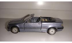 BMW ТОЛЬКО МОСКВА, масштабная модель, scale0