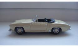 MERCEDES BENZ 190 SL ТОЛЬКО МОСКВА, масштабная модель, 1:43, 1/43, Mercedes-Benz