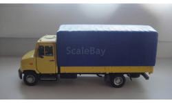 ЗИЛ 5301  ТОЛЬКО МОСКВА, масштабная модель, scale43