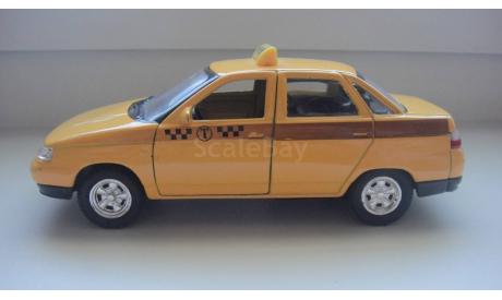 ВАЗ 2110 ТАКСИ ТОЛЬКО МОСКВА, масштабная модель