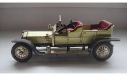 ROLLS ROYCE 1906 MATCHBOX ТОЛЬКО МОСКВА, масштабная модель, Rolls-Royce