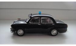 ПОЛИЦЕЙСКИЕ МАШИНЫ МИРА № 19 HINDUSTAN AMBASSADOR ТОЛЬКО МОСКВА, журнальная серия Полицейские машины мира (DeAgostini), scale43