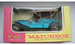 THOMAS FLYABOUT 1909 MATCHBOX  ТОЛЬКО МОСКВА