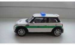 MINI COOPER POLIZEI  ТОЛЬКО МОСКВА, масштабная модель, scale43