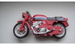 МОТОЦИКЛ  ТОЛЬКО МОСКВА, масштабная модель мотоцикла