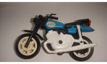 МОТОЦИКЛ ТРИАЛ СССР  ТОЛЬКО МОСКВА, масштабная модель мотоцикла, scale0