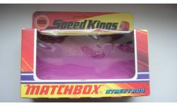КОРОБКА ОТ STREET ROD MATCHBOX  ТОЛЬКО МОСКВА, боксы, коробки, стеллажи для моделей
