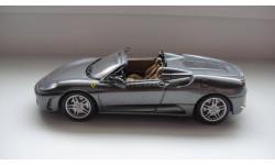 FERRARI F430 SPIDER ТОЛЬКО МОСКВА, масштабная модель, 1:43, 1/43, Alfa Romeo