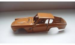 КУЗОВ ОТ МАЗЕРАТИ МИСТРАЛЬ РЕМЕЙК  ТОЛЬКО МОСКВА, запчасти для масштабных моделей, 1:43, 1/43, Maserati