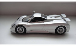 PAGANI ZONDA C12S ТОЛЬКО МОСКВА, масштабная модель, 1:43, 1/43, Alfa Romeo