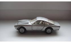 FERRARI 250 GT РЕМЕЙК ТОЛЬКО МОСКВА, масштабная модель, 1:43, 1/43