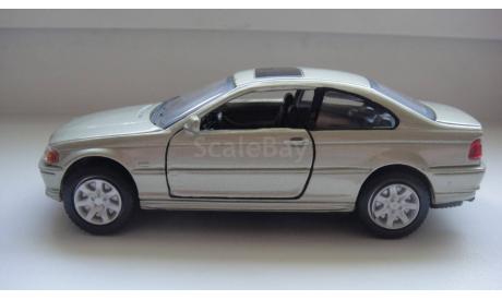 BMW 328 CI ТОЛЬКО МОСКВА, масштабная модель, 1:43, 1/43