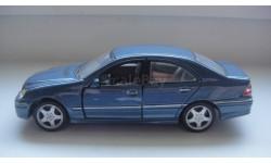 MERCEDES BENZ C ТОЛЬКО МОСКВА, масштабная модель, 1:43, 1/43, Mercedes-Benz