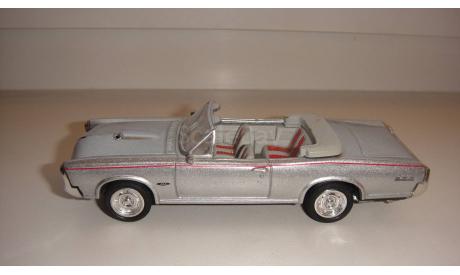 PONTIAC GTO 1966  ТОЛЬКО МОСКВА, масштабная модель, scale43