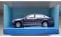 LEXUS GS 300  ТОЛЬКО МОСКВА, масштабная модель, scale43