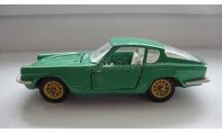 МАЗЕРАТИ МИСТРАЛЬ КУПЕ РЕМЕЙК  ТОЛЬКО МОСКВА, масштабная модель, 1:43, 1/43, Maserati