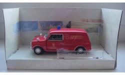 MINI PANEL VAN ТОЛЬКО МОСКВА, масштабная модель, 1:43, 1/43, Mini Cooper