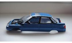 КУЗОВ ОТ ВАЗ 2110   ТОЛЬКО МОСКВА, запчасти для масштабных моделей, scale43