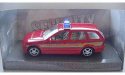 BMW ПОЖАРНАЯ  ТОЛЬКО МОСКВА, масштабная модель, Daimler