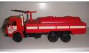 КАМАЗ 53213 ПОЖАРНЫЙ  ТОЛЬКО МОСКВА, масштабная модель, scale43