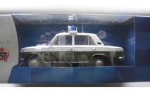 ВАЗ 2101 LADA 1200 VOLKSPOLIZEI IST 1.18  ТОЛЬКО МОСКВА, масштабная модель, scale18