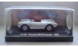 PORSCHE 550 RS SPYDER 1955 SOLIDO  ТОЛЬКО МОСКВА, масштабная модель, 1:43, 1/43