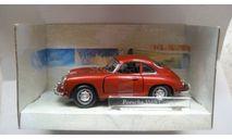 PORSCHE 356 B COUPE CARARAMA ТОЛЬКО МОСКВА, масштабная модель, 1:43, 1/43