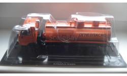 АВТОМОБИЛЬ НА СЛУЖБЕ № 69 КАМАЗ 5320 ТОЛЬКО МОСКВА, журнальная серия Автомобиль на службе (DeAgostini)