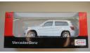 MERCEDES BENZ GLK  ТОЛЬКО МОСКВА, масштабная модель, Mercedes-Benz, scale43