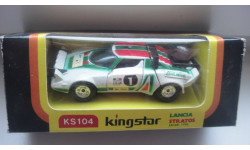 LANCIA STRATOS SAFARI TYPE KS 104 KING STAR ТОЛЬКО МОСКВА