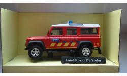 LAND ROVER DEFENDER CARARAMA ТОЛЬКО МОСКВА, масштабная модель, scale43