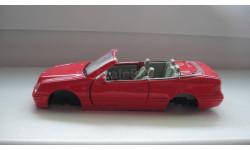 КУЗОВ ОТ MERCEDES BENZ CLK  ТОЛЬКО МОСКВА, запчасти для масштабных моделей, Mercedes-Benz, scale43