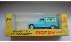 RENAULT R 4 NOREV ТОЛЬКО МОСКВА
